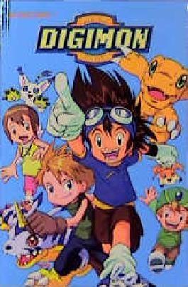 Digimon, Sonderbände, Bd.1