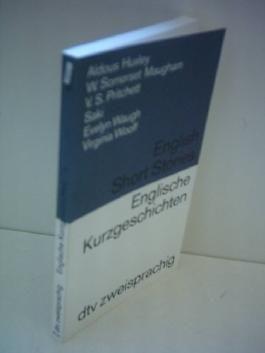 Div. Autoren: English Short Stories - Englische Kurzgeschichten - zweisprachig