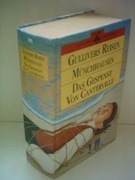 Diverse Autoren: Gullivers Reisen / Münchhausen / Das Gespenst von Canterville