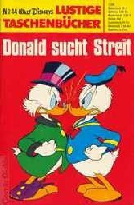 Donald sucht Streit.