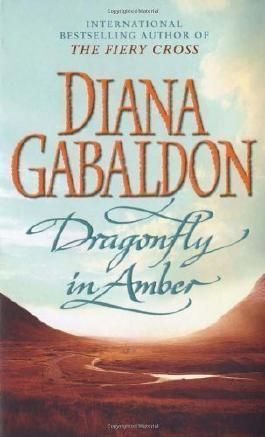 Dragonfly In Amber (Outlander 2) by Gabaldon, Diana (1994)