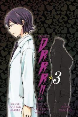 Durarara!!: Vol. 3 by Narita, Ryohgo, Satorigi, Akiyo ( 2012 )