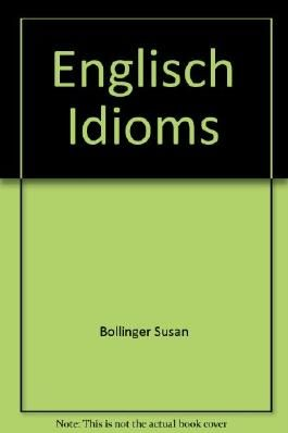Englisch Idioms