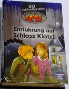 Entführung auf Schloss Klotz ? Detektivbüro XY