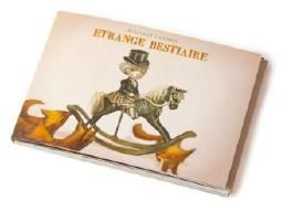 Etrange bestiaire, Postkartenset