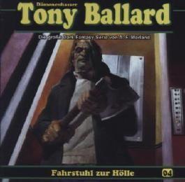 Fahrstuhl zur Hölle, 1 Audio-CD