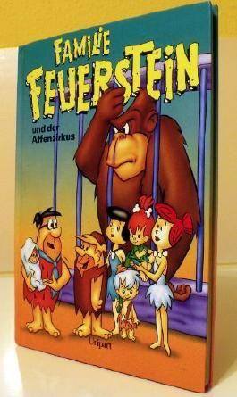 Familie Feuerstein und der Affenzirkus.