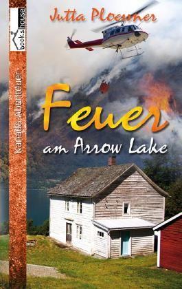 Feuer am Arrow Lake