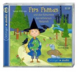 Fips Fidibus und das Geheimnis des schwarzen Haderich (2CD)