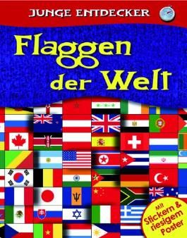 Flaggen der Welt - Junge Entdecker