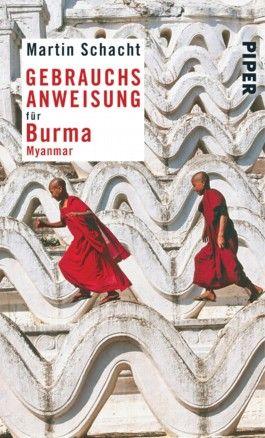 Gebrauchsanweisung für Burma · Myanmar