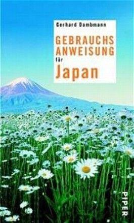 Gebrauchsanweisung für Japan