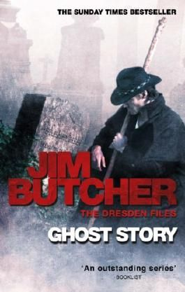 Ghost Story: A Dresden Files Novel (The Dresden Files Book 13)