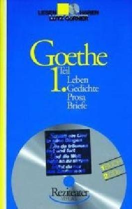 Goethe, m. je 2 Audio-CDs, Tl.1
