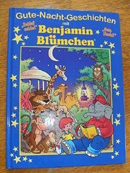 Gute-Nacht-Geschichten mit Benjamin Blümchen