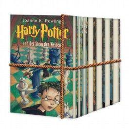 Harry Potter Band 1 bis 7