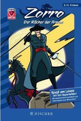 Helden-Abenteuer 01: Zorro – Der Rächer der Armen