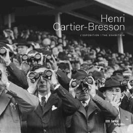 Henri Cartier-Bresson | album de l'exposition | français/anglais