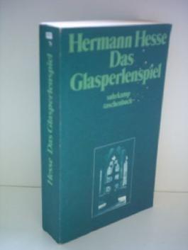 Hermann Hesse: Das Glasperlenspiel