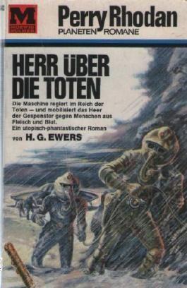 Herr über die Toten (Perry Rhodan 40)