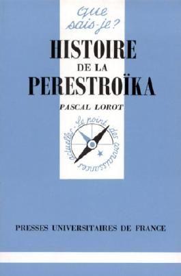 Histoire de la Perestroïka