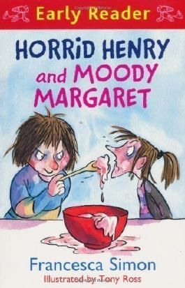 Horrid Henry and Moody Margaret (Early Reader) (HORRID HENRY EARLY READER) of Simon, Francesca on 04 November 2010