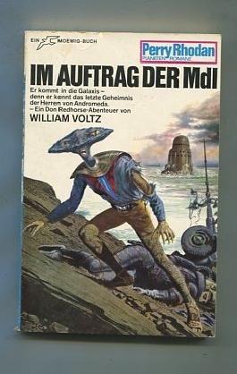 Im Auftrag der MdI : Planetenroman.