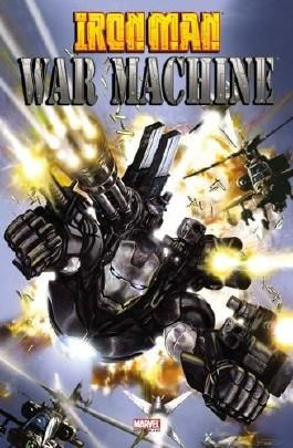 Iron Man: War Machine (2010, Panini) 292 Seiten!