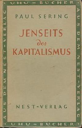 Jenseits des Kapitalismus