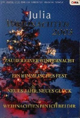 Julia. Weihnachten 2003.