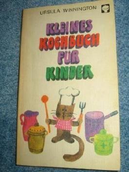 Kleines Kochbuch für Kinder
