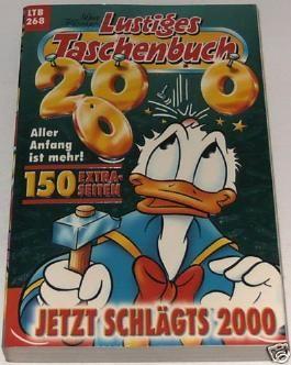 LTB Nr.268 - Jetzt schlägts 2000 (2000) gebr.