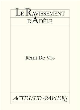 Le Ravissement d'Adèle