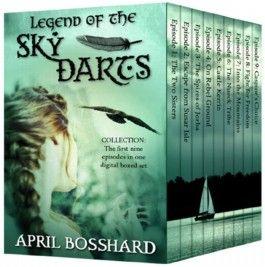 Legend of the Sky Darts (The Legend of the Sky Darts Trilogy)