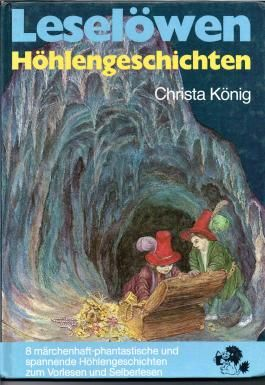 Leselöwen Höhlengeschichten