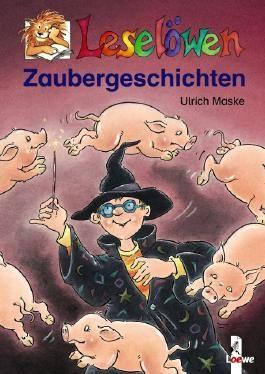 Leselöwen-Zaubergeschichten