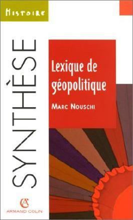 Lexique de géopolitique