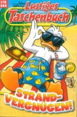 Lustige Taschenbuch - Strandvergnügen - Band 444