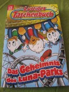 Lustiges Taschenbuch LTB 354 Das Geheimnis des Luna-Parks