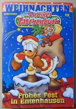 Lustiges Taschenbuch LTB Sonderband 12 - Weihnachten in Entenhausen
