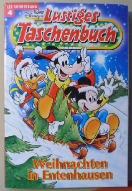 Lustiges Taschenbuch LTB Sonderband 4 - Weihnachten in Entenhausen