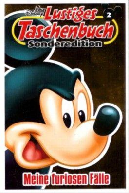 Lustiges Taschenbuch Sonderedition Micky Maus 2 - Meine furiosen Fälle [1928 - 2008] (Micky Maus 2 - Meine furiosen Fälle [1928 - 2008])