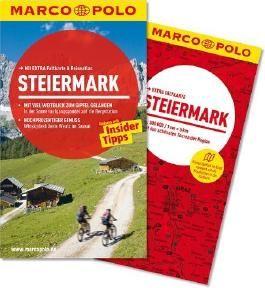 MARCO POLO Reiseführer Steiermark von Ericson. Anita (2013) Taschenbuch