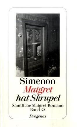 Maigret hat Skrupel