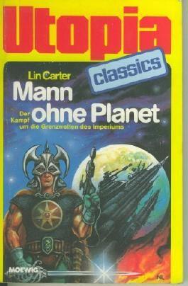 Mann ohne Planet