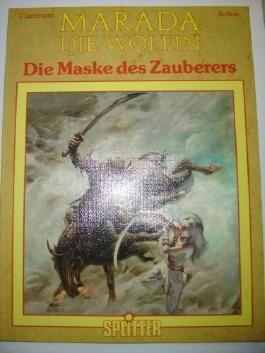 Marada die Wölfin 2 / Die Maske des Zauberers
