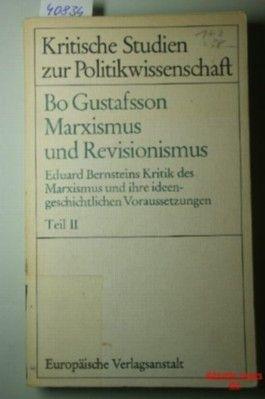 Marxismus und Revisionismus