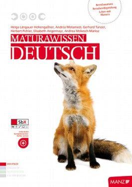 Maturawissen / Deutsch inkl. SbX