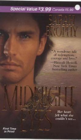 Midnight Eyes (Zebra Debut)