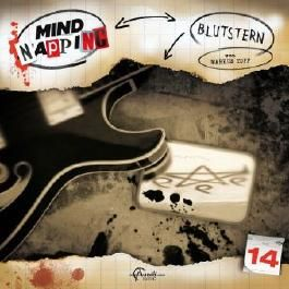 MindNapping - Blutstern, 1 Audio-CD